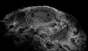 laser scan ortho image