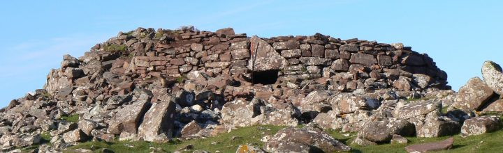 Iron Age Broch Seeks Adventurous Artist/s for Romance, Exploration and Engagement in Isolated Splendour