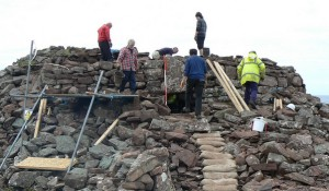 Conserving the broch